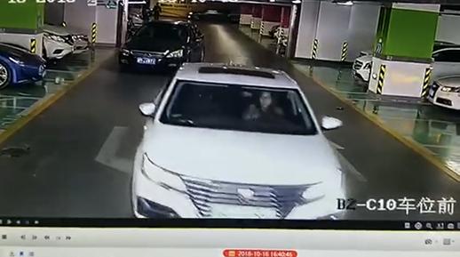Китай, женщина за рулем