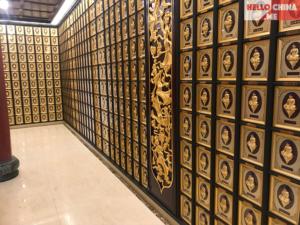 Монастырь Десяти тысяч Будд (фото 2)