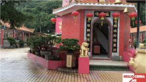 Монастырь Десяти тысяч Будд (фото 27)