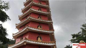 Монастырь Десяти тысяч Будд (фото 29)