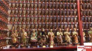 Монастырь Десяти тысяч Будд (фото 32)
