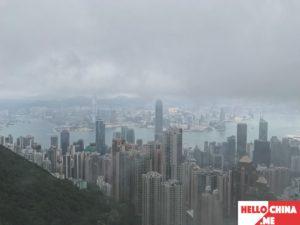 Пик Виктория Гонконг фото 4