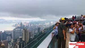 Пик Виктория Гонконг фото 2