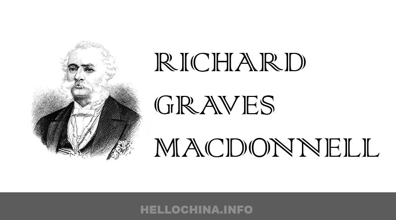 Richard Graves MacDonnell