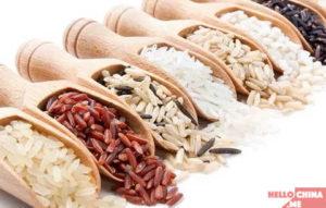 Рис в Китае фото 19