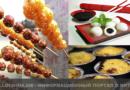 Китайские десерты