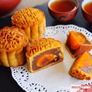 Китайские десерты, лунный пирог фото 1
