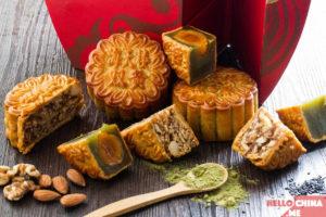 Китайские десерты, лунный пирог фото 3