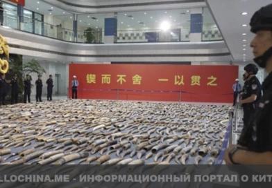 Китай слоновая кость