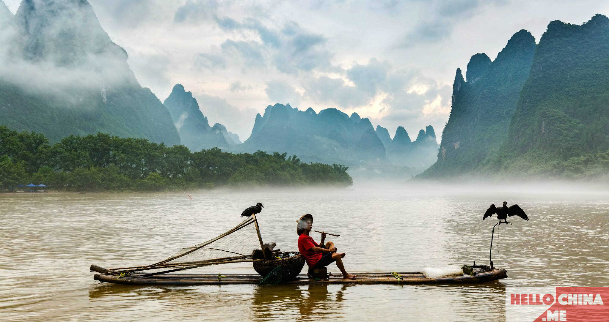 Гуйлинь, Китай