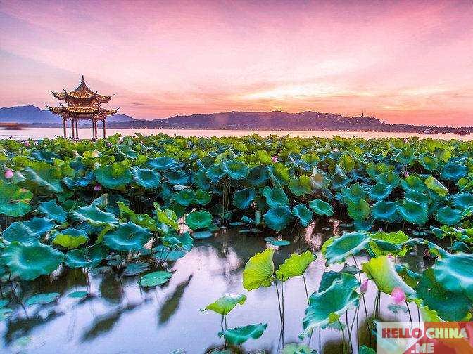 Ханчжоу, Китай